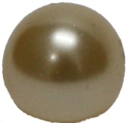Light Gold Round Pearl