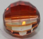 Red Magma Round (64 facets)
